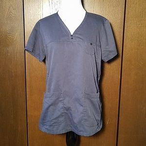 Grey's Anatomy Tops - GREY'S ANATOMY SCRUBS TOP SZ MEDIUM